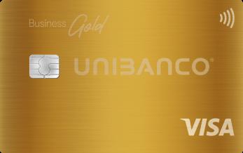 Cartão de Crédito Unibanco Visa Business Gold